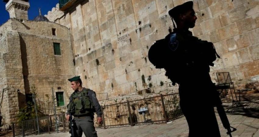 الاحتلال يقرر إغلاق الحرم الإبراهيمي بسبب الأعياد اليهودية