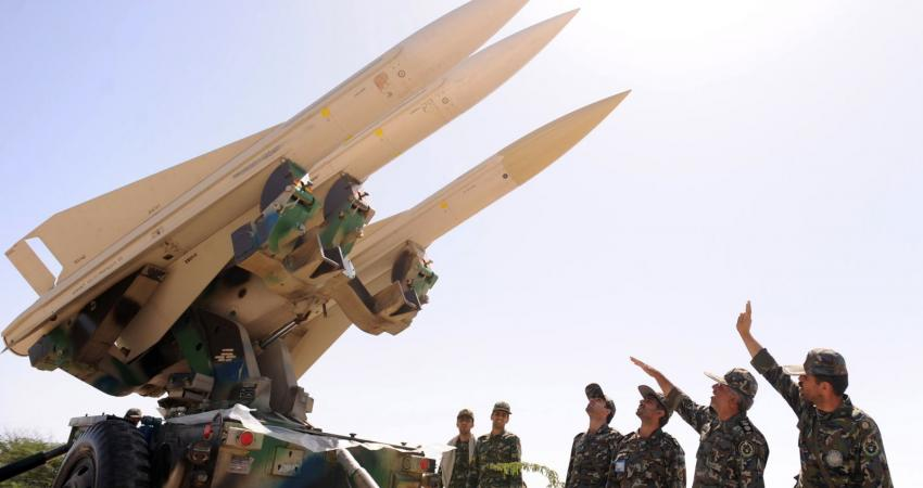 الصواريخ-الايرانية