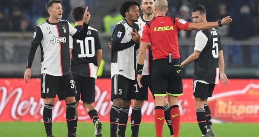 زادت تقنية الفيديو من معاناة يوفنتوس، في مباراته أمام لاتسيو، بملعب الأوليمبيكو، ضمن لقاءات الجولة الـ15 من الدوري الإيطالي.