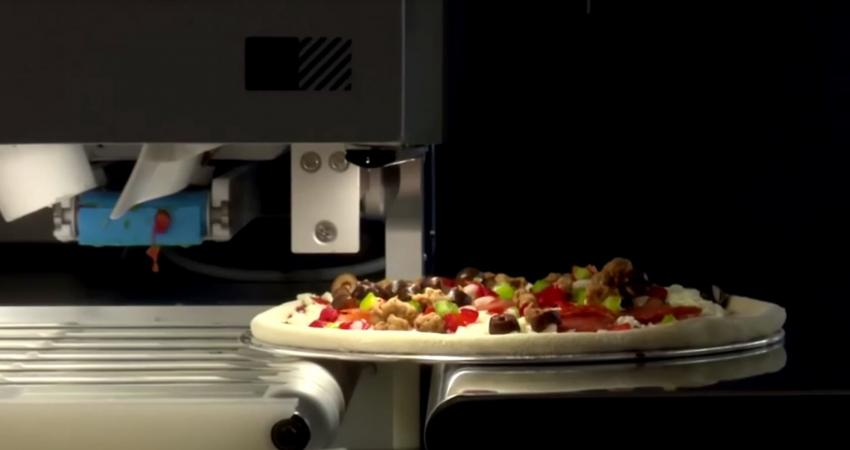 PIZZA-ROBOT