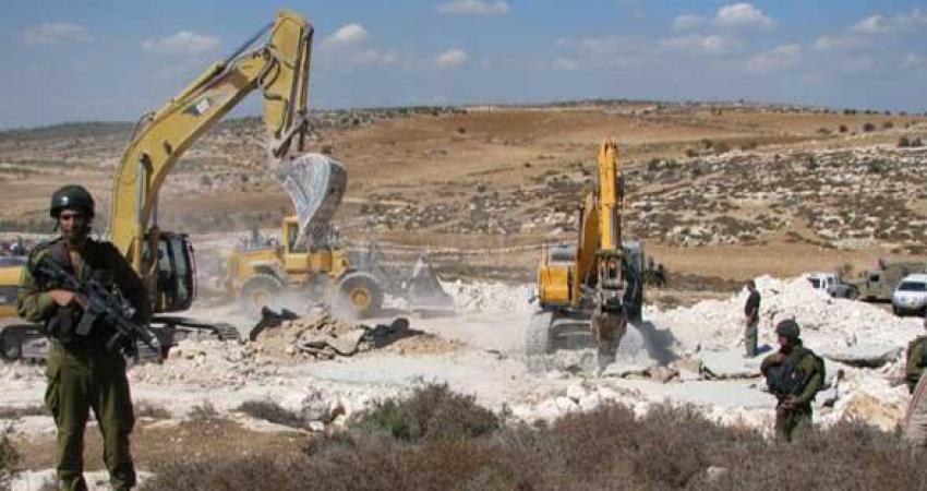 مخطط إسرائيلي للاستيلاء على أراضي شرق القدس المحتلة ...