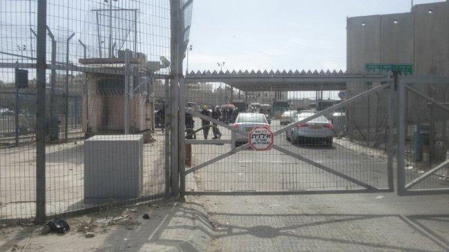 استشهاد فتاة برصاص الاحتلال على حاجز قلنديا
