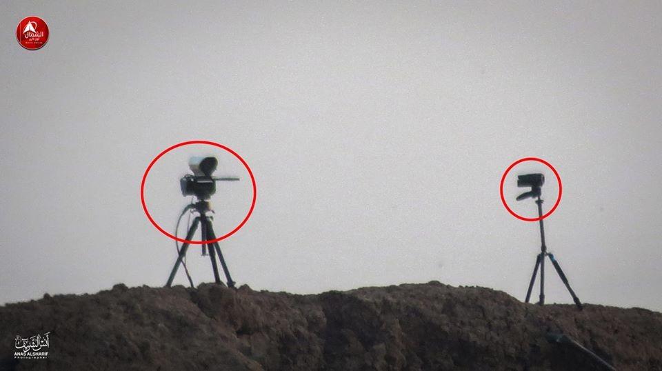 كاميرات مراقبة جديدة للاحتلال شمال القطاع