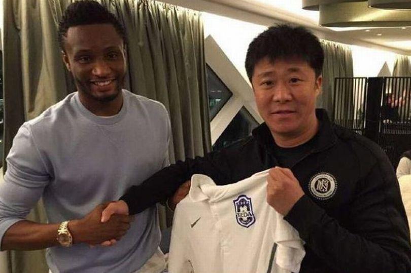 نجم تشيلسي ينضم إلى الدوري الصيني