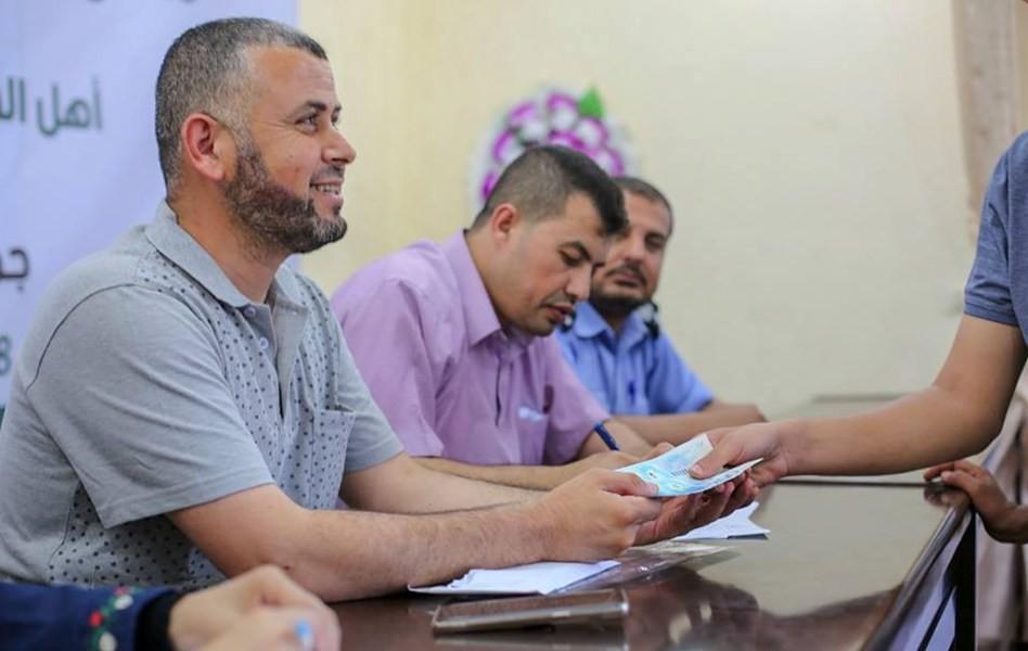 وزارة الداخلية بغزة تفرج عن 70 نزيلاً بتمويل سعودي