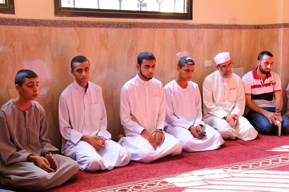 دار القرآن تتفقد حلقات التحفيظ بالبريج
