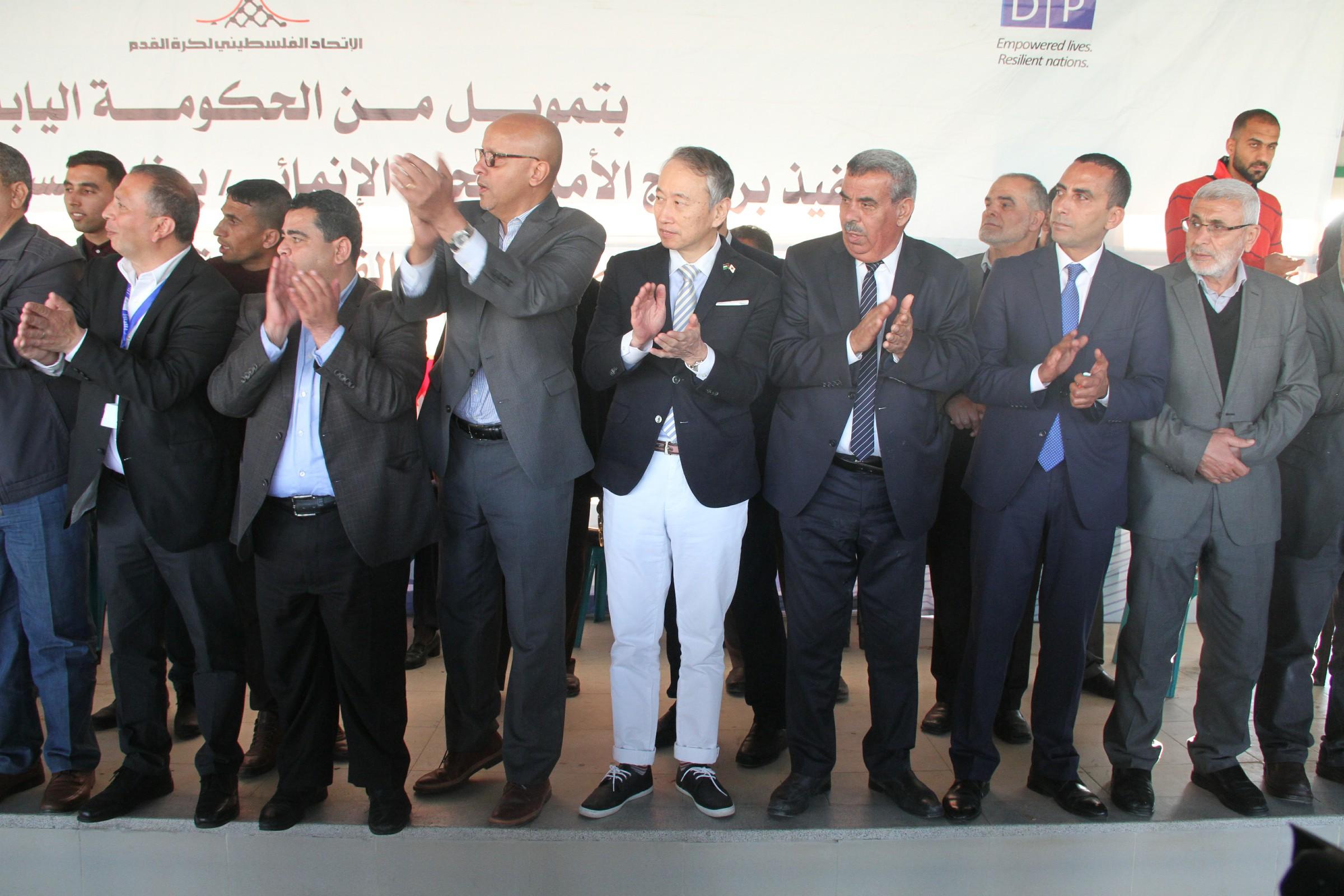 """اتحاد خانيونس بطل فلسطين لبطولة """"طوكيو"""""""