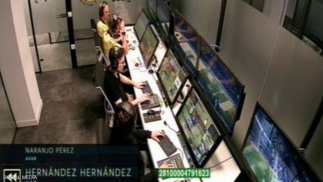 """غرفة الـ""""VAR"""" الفارغة تثير عاصفة بمباراة ريال مدريد"""