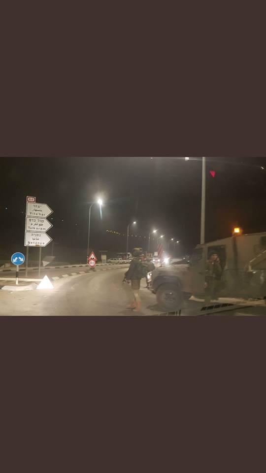 """مقتل مستوطن بعملية إطلاق نار بمستوطنة """"حفات جلعاد"""""""