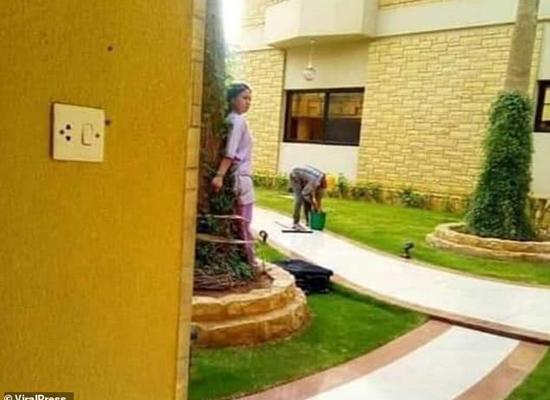 ديلي ميل: عائلة سعودية ثريّة قيدت خادمة فلبينية بشجرة