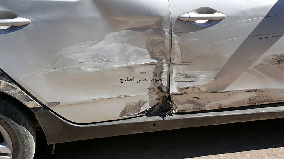 تفجير موكب الحمد الله شمال قطاع غزة