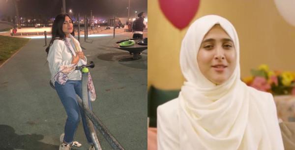 أمينة كرم نجمة طيور الجنة.. تتخلى عن حجابها وتهاجم زوجة مدير القناة