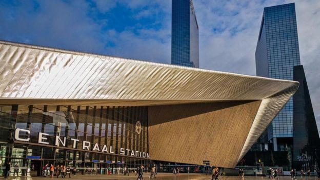 روتردام: المدينة الأوروبية التي تشبه دبي