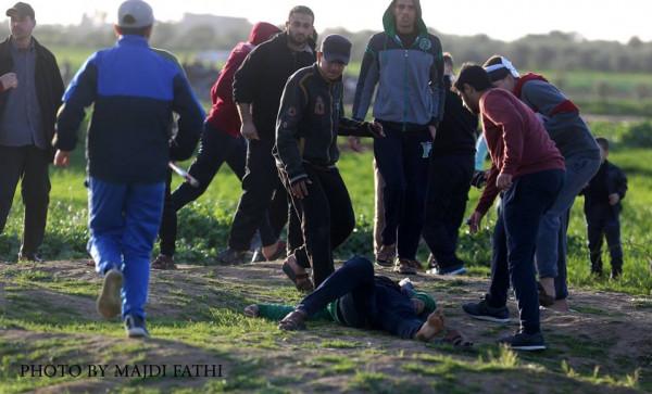 """كيف قتلت """"إسرائيل"""" الشهيد الفتى حمزة اشتيوي"""