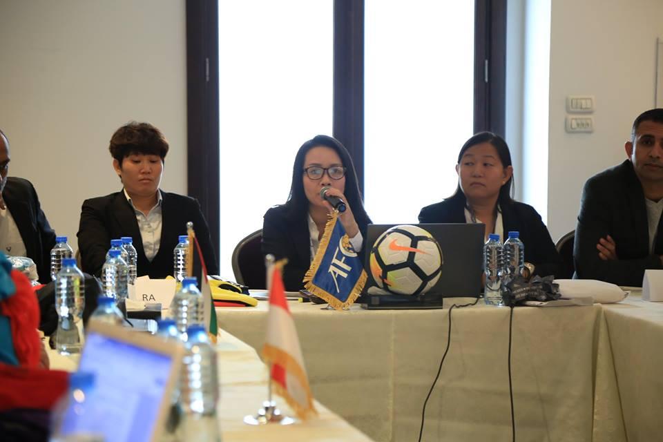 فترة الإعداد تهدد منتخبنا النسوي بالتصفيات الآسيوية