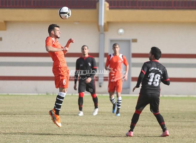 بالصور: انتصارات لأهلي البريج ومعن والجزيرة في دوري الثالثة