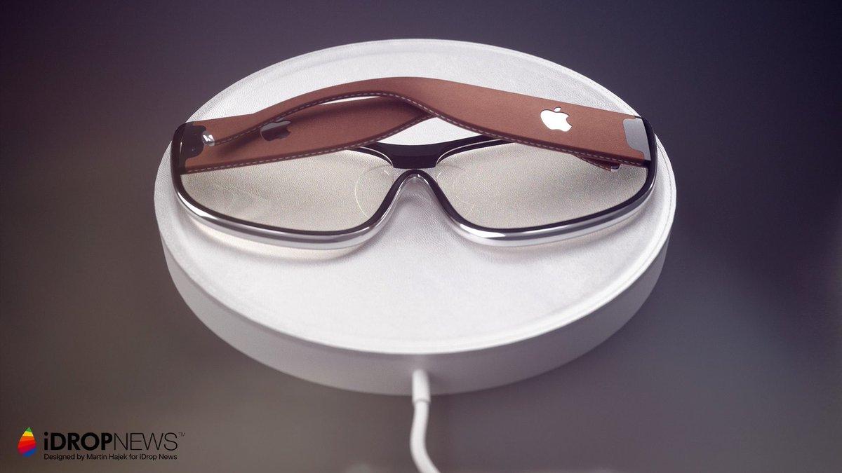 """نظارات """"آبل"""" الذكية"""