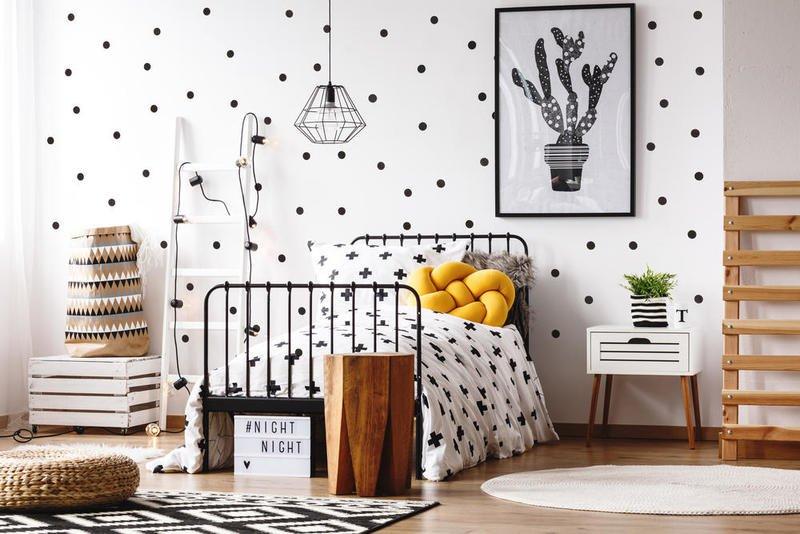 أساسيات تنسيق ديكورات غرف النوم