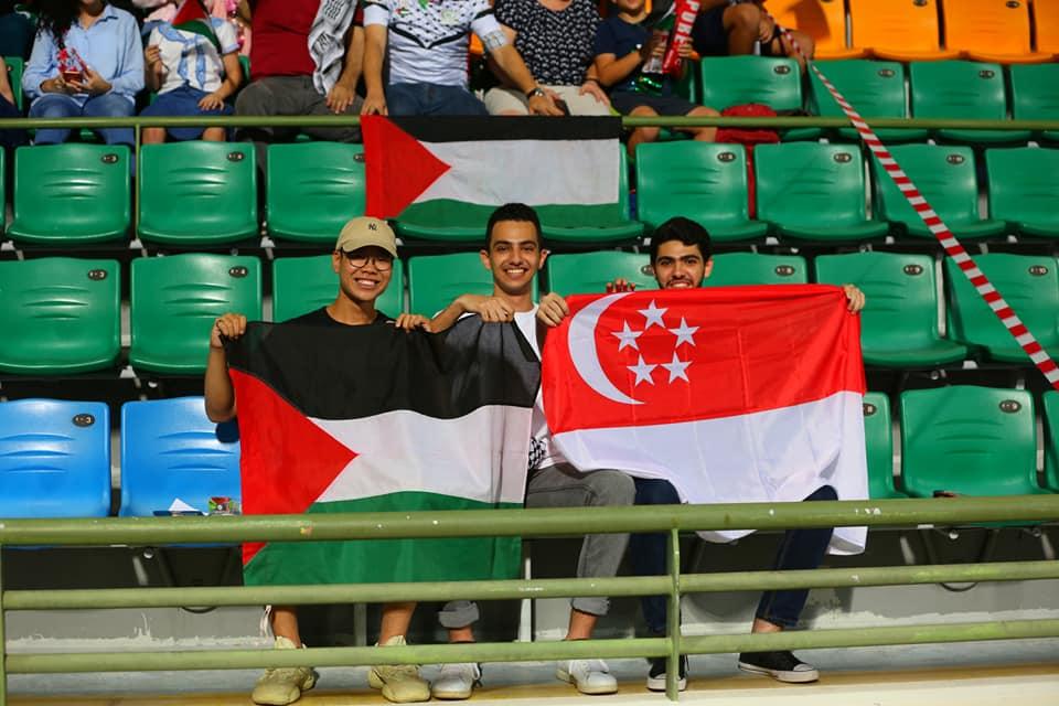 خسارة مفاجئة للوطني أمام سنغافورة