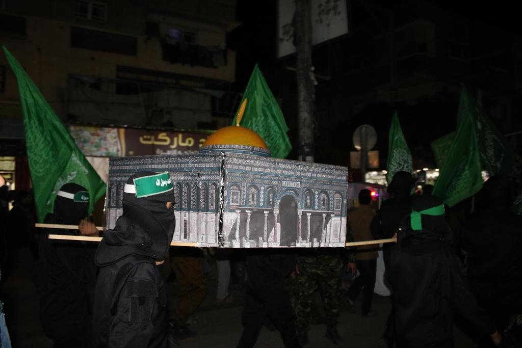 فرحات: كل الخيارات مفتوحة دفاعا عن القدس