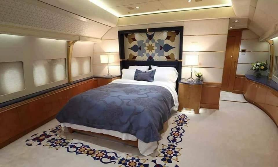 """أمير قطر يهدي """"أردوغان"""" طائرة خاصة ثمنها نصف مليار دولار"""