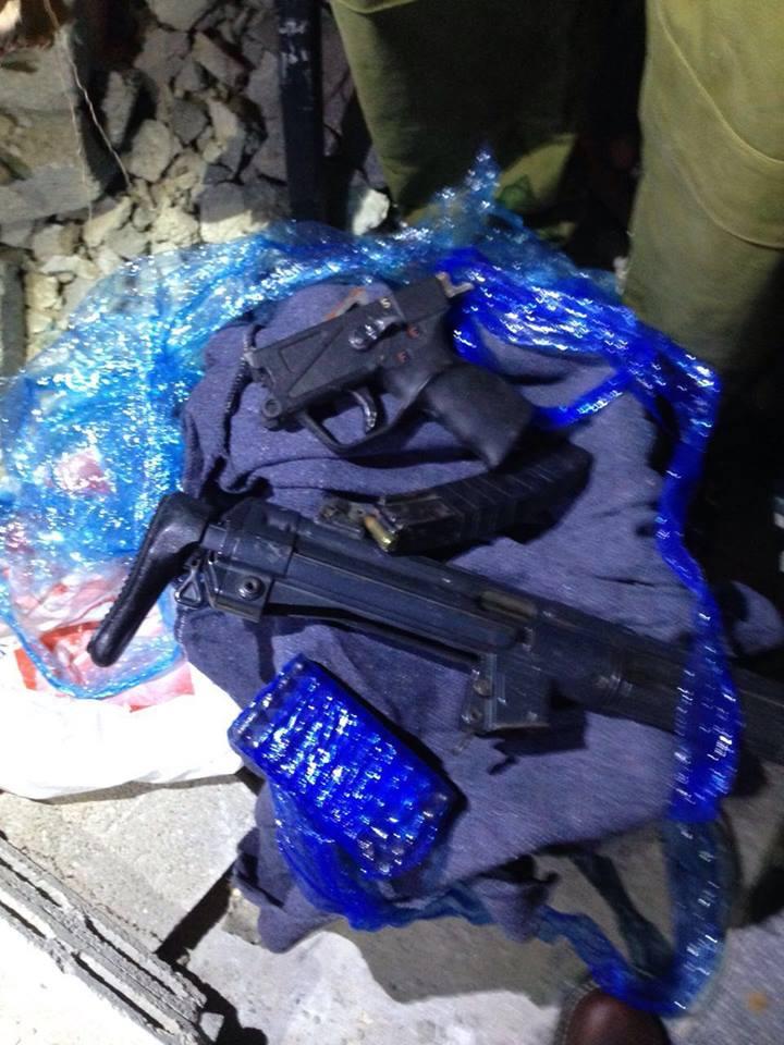"""الاحتلال يزعم عثوره على """"مخرطة """" لتصنيع الأسلحة بالقدس"""