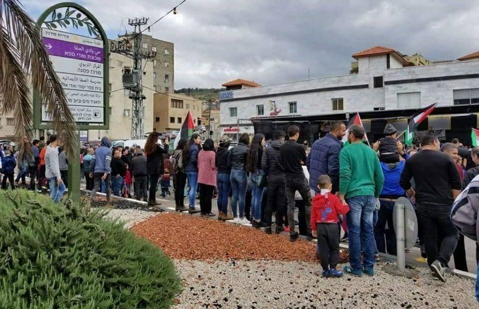فلسطينيو الداخل المحتل يحيون يوم الأرض بسلسلة فعاليات