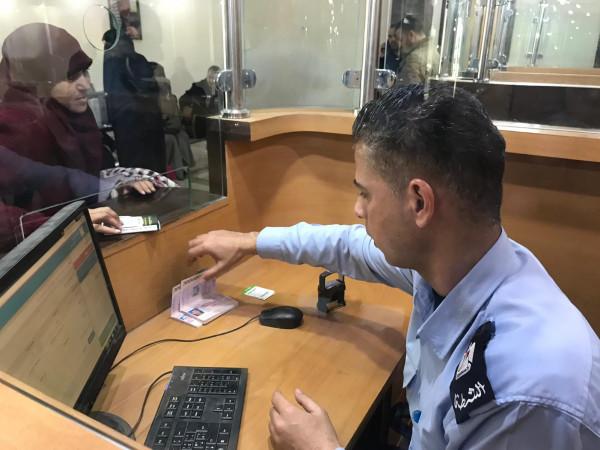 بدء وصول الفوج الأول من معتمري قطاع غزة لمعبر رفح