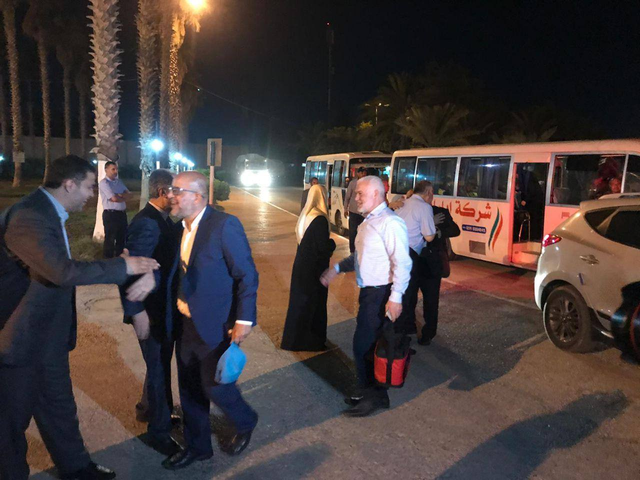 """وصول قافلة """"أميال من الابتسامات 37"""" إلى غزة"""