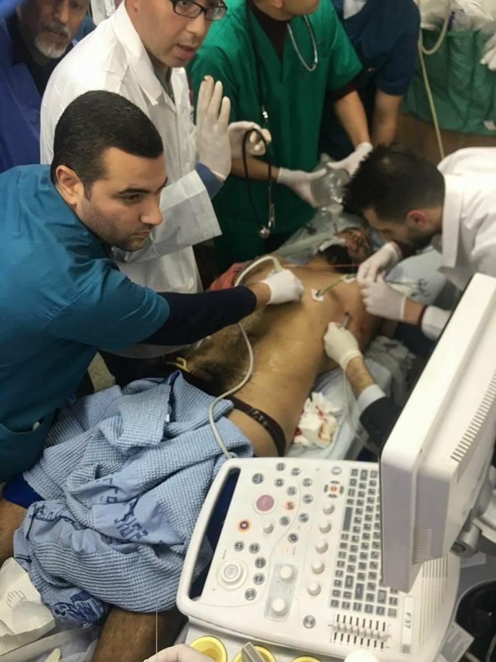 """إصابة شاب إثر تصدي لاقتحام المستوطنين بـ""""قصرة"""""""