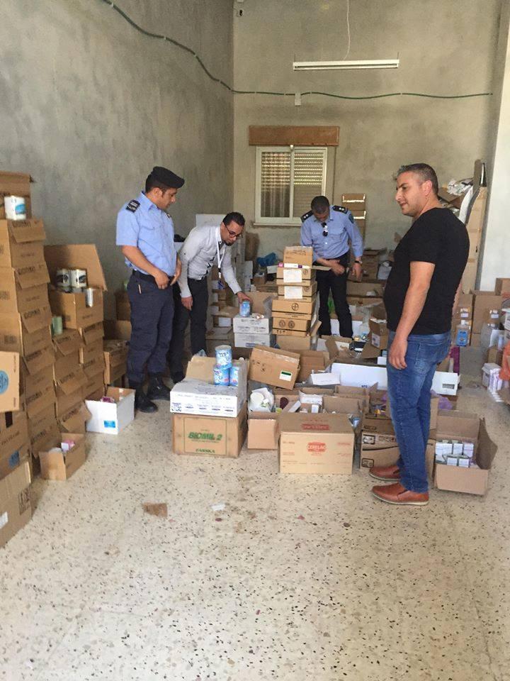 وزارة الصحة تضبط أدوية فاسدة في بيت لحم