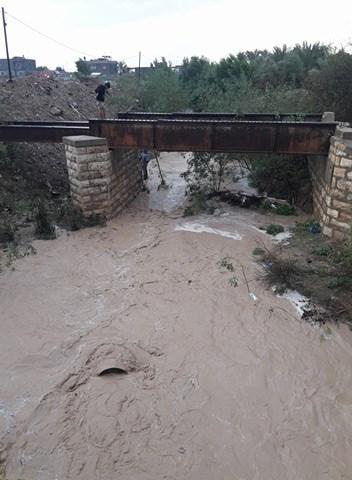 هاجس الفيضان يُعكر حياة سكان أودية قطاع غزة