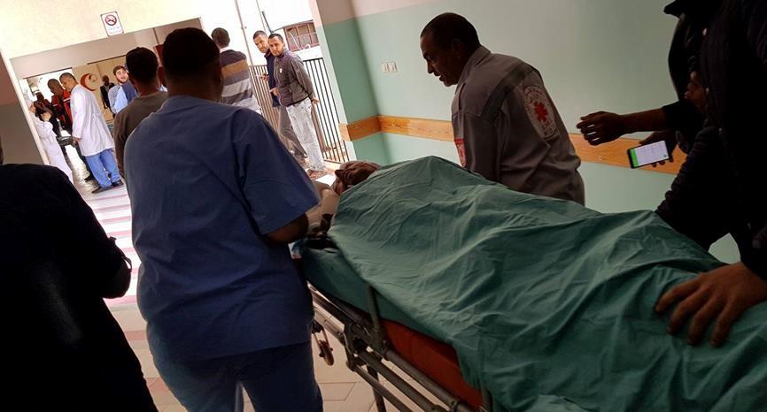 شهيد وإصابة عدد من المواطنين برصاص الاحتلال على حدود غزة