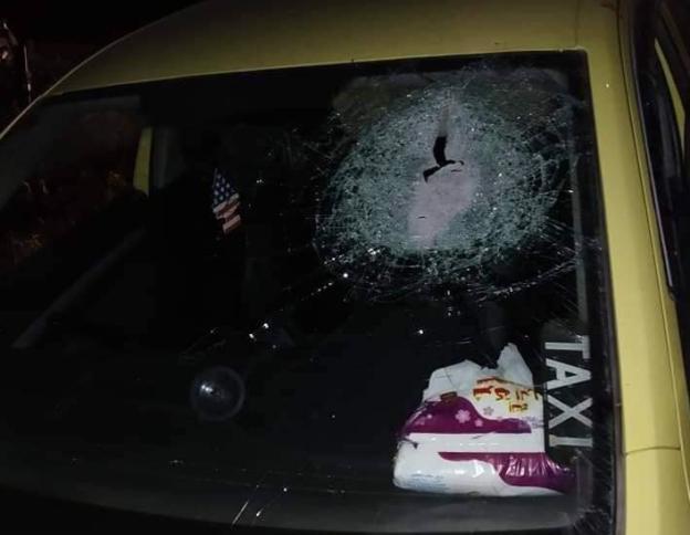 إصابة سائق بجروح متوسطة جراء اعتداءات للمستوطنين برام الله