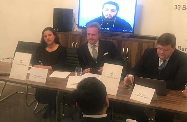 مطالب بإنهاء محنة المعتقلين الفلسطينيين في السعودية
