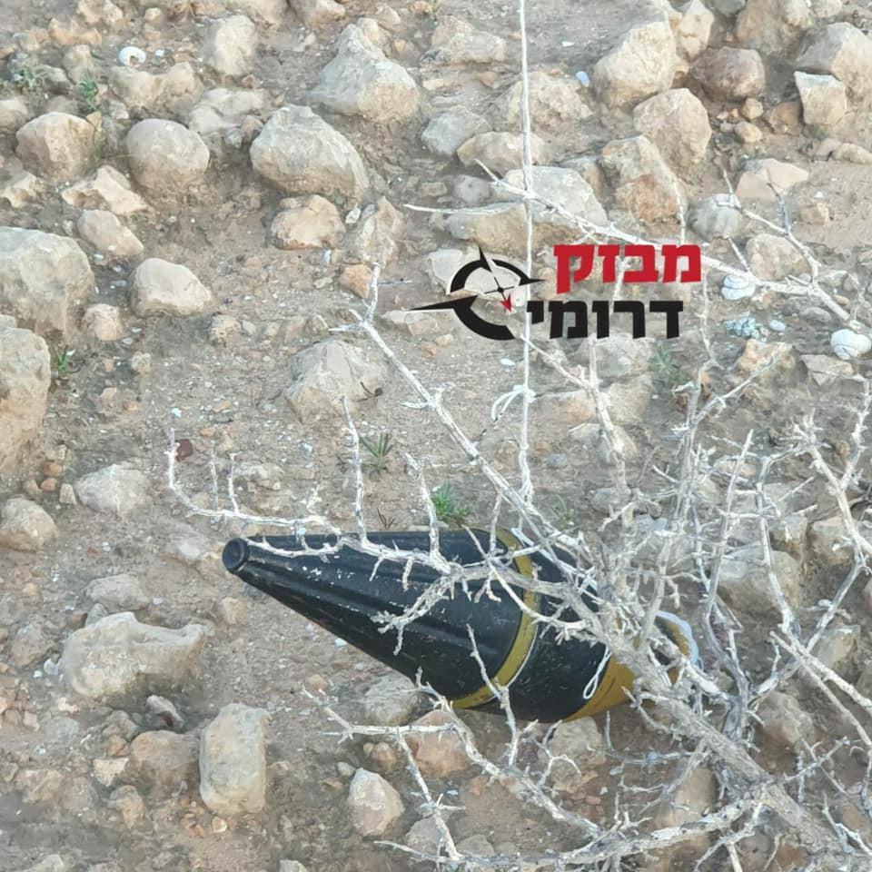 الاحتلال يزعم العثور على بالون مفخخ في ديمونا