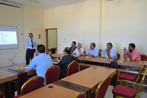 يوم علمي متخصص بأمراض الأعصاب بطب الإسلامية بغزة