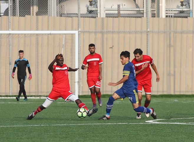 """بالصور"""": بيت حانون الرياضي بطلاً للشتاء في دوري الأولى"""