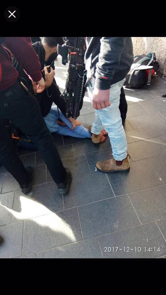 إصابة خطيرة لإسرائيلي بعملية طعن في القدس