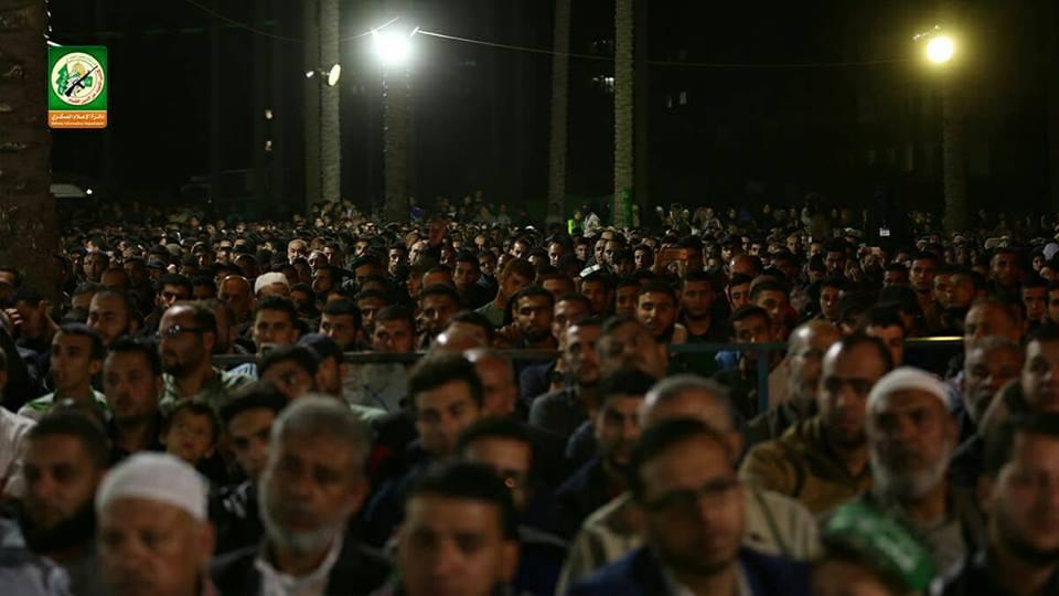 السنوار: نحن على موعد مع نصر الله مادام شعبنا يقدم الشهداء