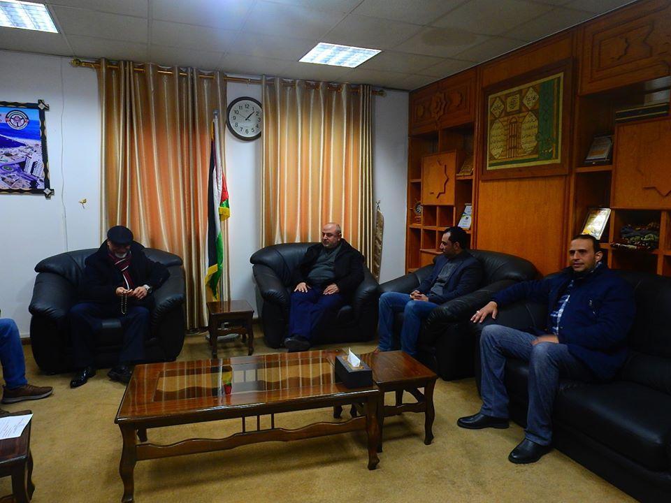 وزارة النقل والمواصلات تستقبل وفداً من جمعية مستوردي المركبات