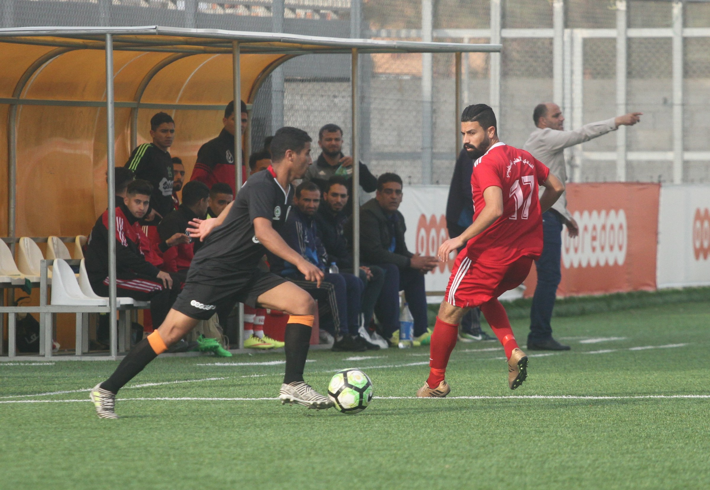 بالصور: تعرف على أول 4 متأهلين لدور الـ16 من كأس غزة