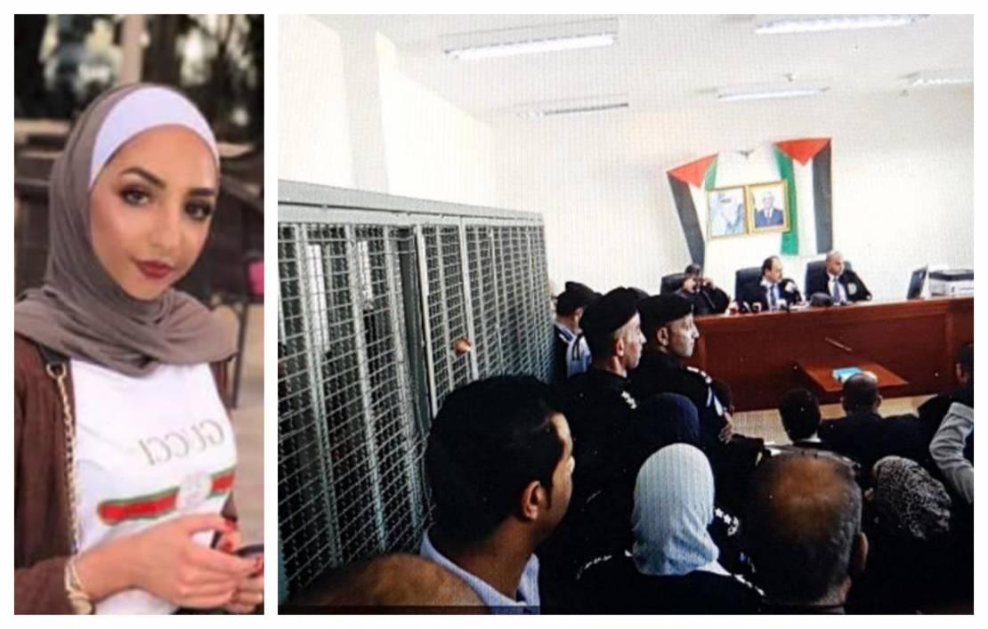 تفاصيل أولى جلسات محاكمة المتهمين بقتل إسراء غريب