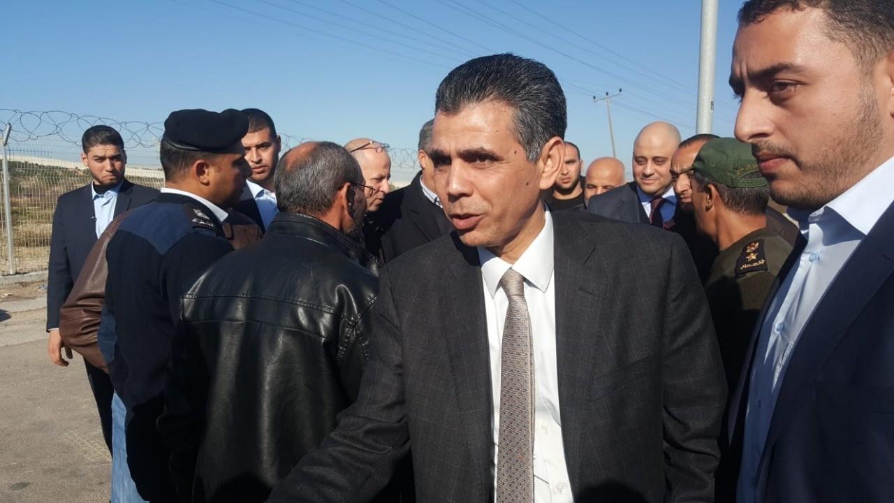 """وفد المخابرات يصل غزة ويقابل قيادة """"حماس"""""""