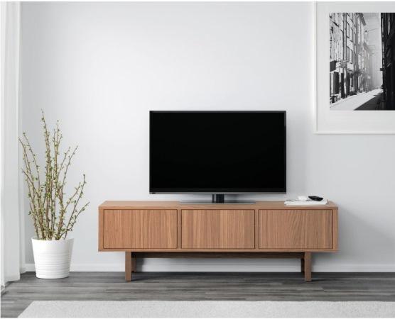 ديكورات تلفزيون خشب