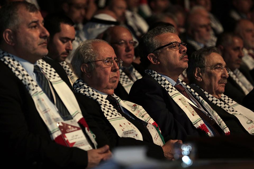 أبو محفوظ: فلسطينيو الخارج حجر أساس لاسترداد الحقوق