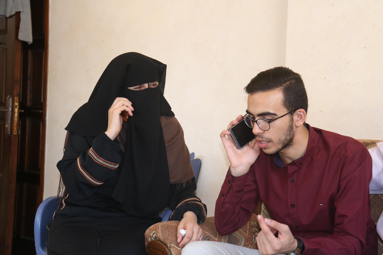 المتفوق أبو سعيفان: هذه نصائحي لطلاب الثانوية العامة