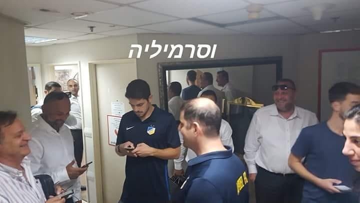 صواريخ غزة قد تتسبب بإلغاء مباراة في دوري أوروبا