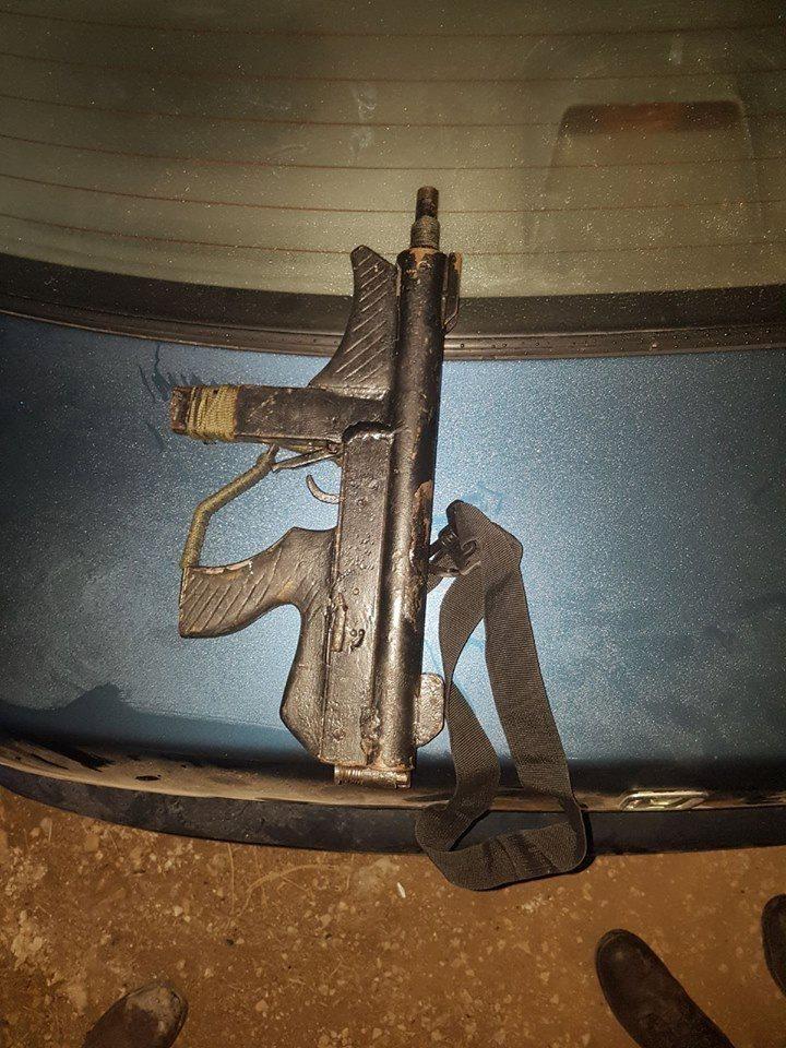 الاحتلال يصادر أسلحة من طولكرم والقدس