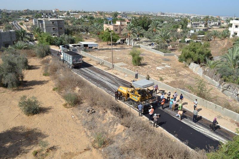بلدية القرارة تنفذ مشاريع تتجاوز المليون دولار بـ 2016